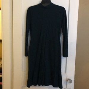 Ann Taylor long sleeve neru collar dress